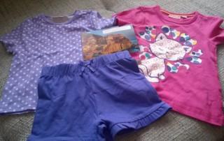 Kleiderpaket von Sina