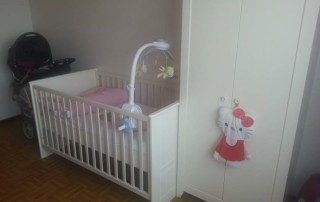 Babyzimmeraustattung