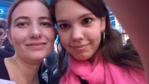 Yasmin und Anna