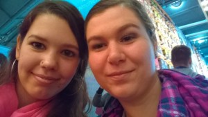 Yasmin und Beate