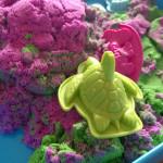 Sandförmchen Schidkröte
