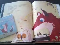 Rezension des Kinderbuchs Kleiner Fuchs, großer Himmel
