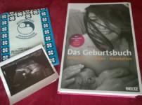 Das Geburtsbuch schildert Frauen viele Möglichkeiten der Geburt {Rezension}