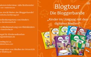 Die Bloggerbande Blogtour Themen