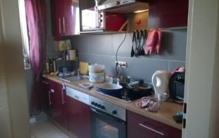 Meine erste Billigküche