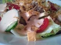 Ein Big Mac Salat gegen die Sommerhitze