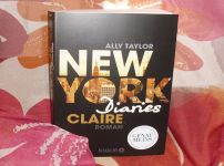 """Mit """"New York Diaries-Claire"""" verbinde ich absoluten Lesespaß !!"""