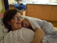 Positiver Geburtsbericht von Astrid: So kam Konstantin zur Welt {Gastbeitrag}