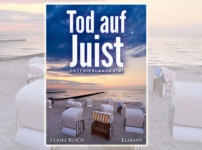 """Buchvorstellung """"Tod auf Juist"""" von Ulrike Busch"""