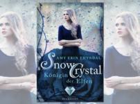 """""""SnowCrystal. Königin der Elfen"""" entführt den Leser in eine zauberhafte, fantastische Welt !!"""