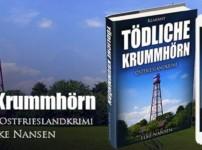 """Buchvorstellung """"Tödliche Krummhörn"""" von Elke Nansen"""