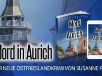 """Buchvorstellung """"Mord in Aurich"""" von Susanne Ptak"""