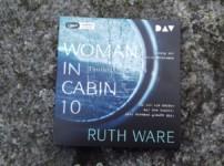 """Mit """"Woman in Cabin 10"""" hat mich Ruth Ware wahnsinnig fesseln können !!"""