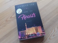 """Mit """"Game of Hearts"""" ist Geneva Lee ein erotischer, fesselnder Auftakt gelungen !!"""