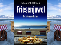 """Aktionsbeitrag zu """"Friesenjuwel"""": Reihenvorstellung """"Mona Sander und Enno Moll ermitteln"""""""