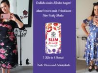 Abnehmen nach Schwangerschaft: Shake Diät mit Trinkkost Slim Fruity