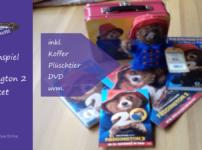 """""""Paddington 2"""" -Neue Abenteuer mit und von dem kleinen Bären{Verlosung}"""