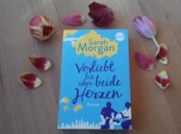 """""""Verliebt bis über beide Herzen"""" ist eine unterhaltsame Geschichte !!"""