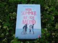 """""""Mein Sommer auf dem Mond"""" ist eine berührende Geschichte mit sehr authentischen Charakteren !!"""