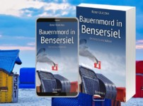 """Buchvorstellung """"Bauernmord in Bensersiel"""" von Rolf Uliczka"""
