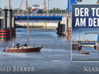 """""""Der Tote am Delft"""" erzeugt eine wahnsinnig fesselnde Atmosphäre !!"""