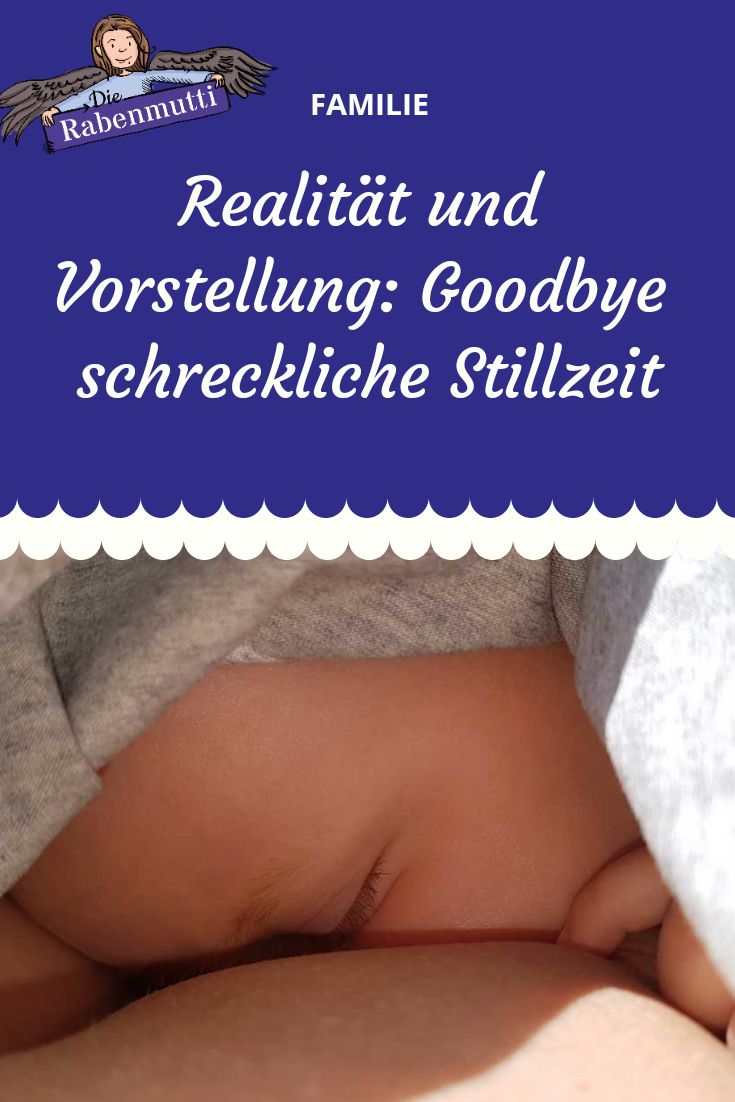 Goodbye Stillzeit