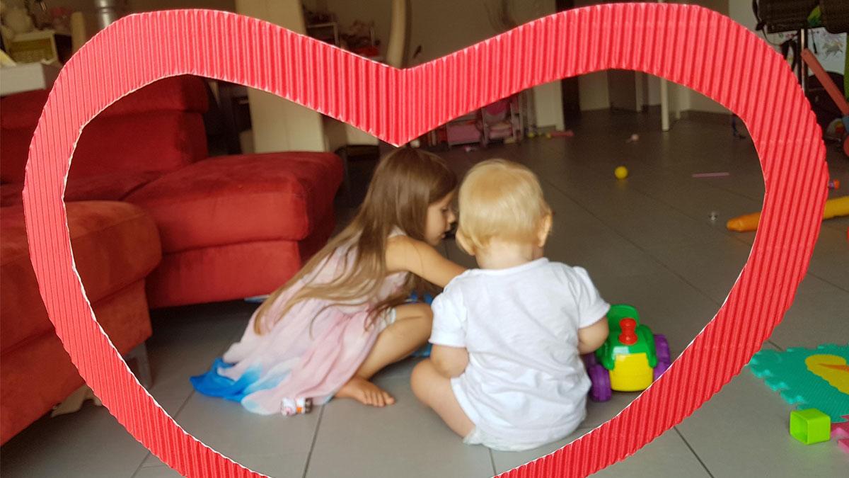 Kann man alle Kinder gleich lieben?