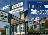"""Aktionsbeitrag zu """"Die Toten von Spiekeroog"""": Die Insel Spiekeroog"""
