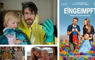 Eingeimpft - Bilder Collage