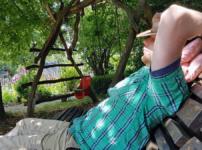 (K)ein erholsamer Urlaub auf dem Bilderbuchbauernhof