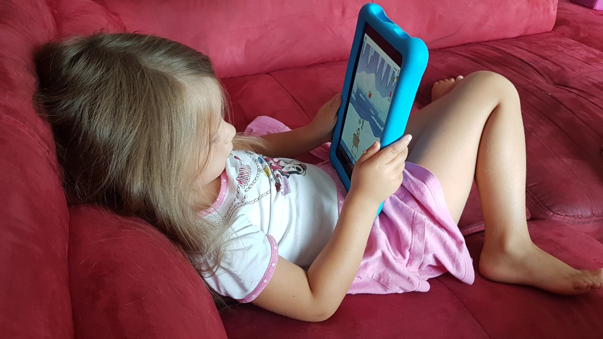 Hippis App für Kinder