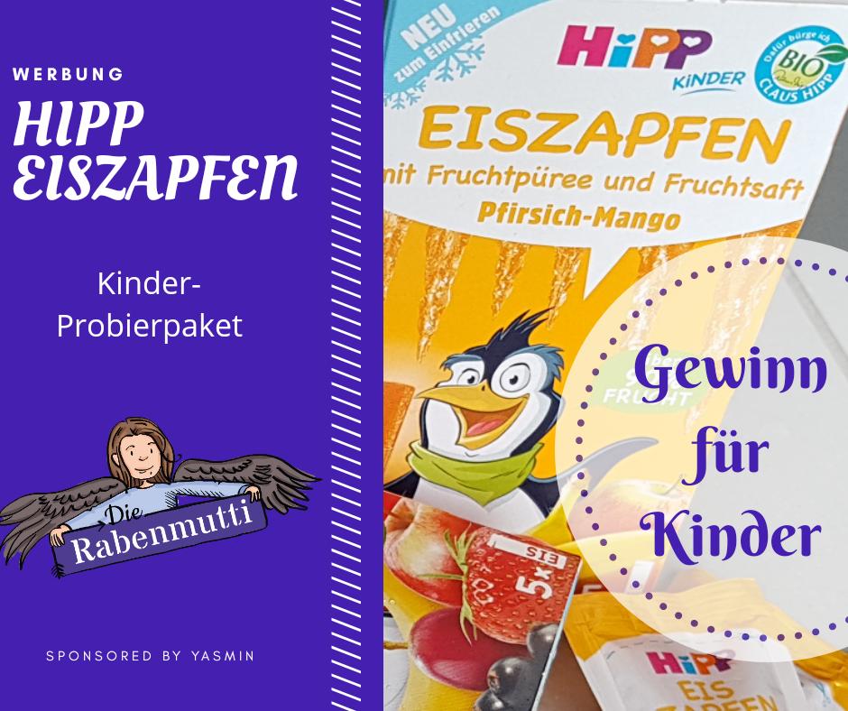 Hipp Eiszapfen Gewinnspiel