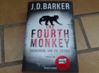 """""""The Fourth Monkey"""" erzählt eine fesselnde, erschreckende und teils brutale Geschichte !!"""
