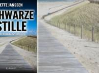"""Buchvorstellung """"Schwarze Stille"""" von Jette Janssen"""