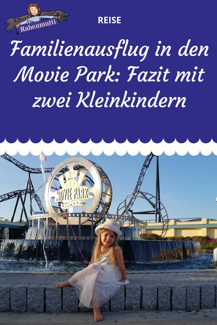 Familienausflug in den Movie Park