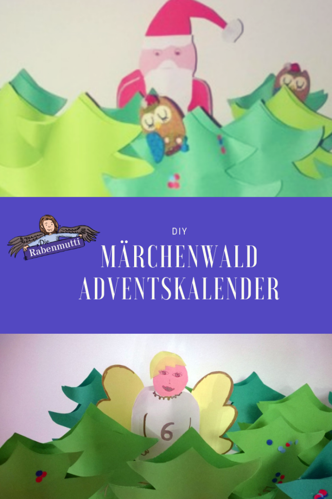Pin Märchenwald Adventskalender