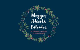 Blogger Adventskalender Beitragsbild