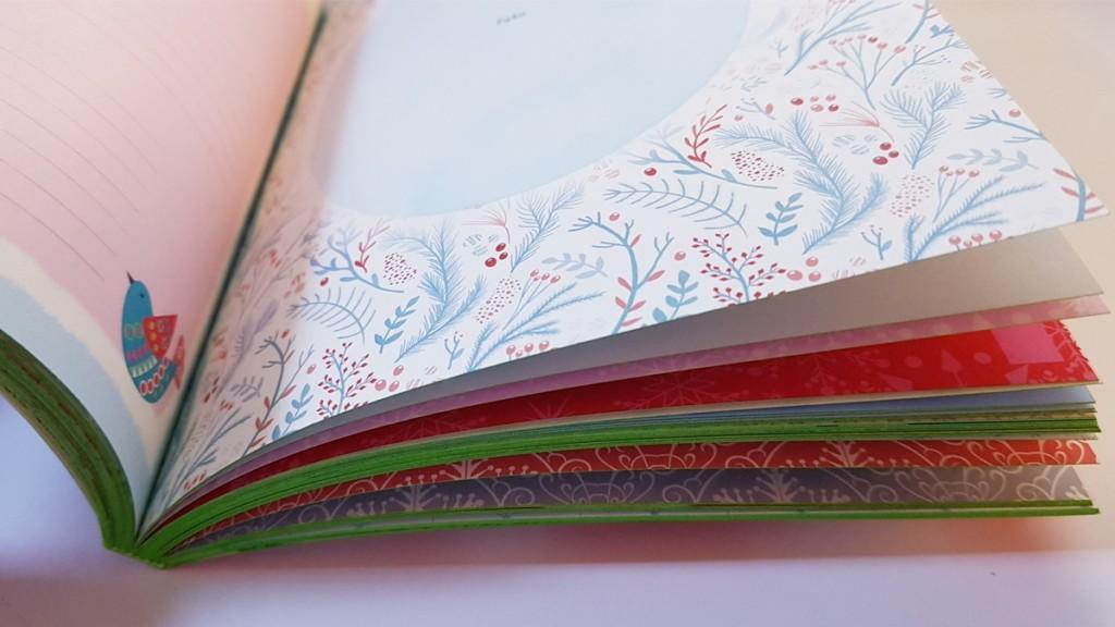 Kreativbuch zu Weihnachten