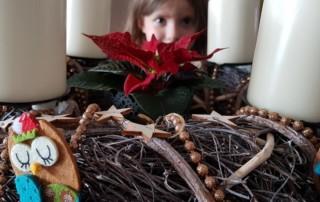 Weihnachtabräuche im Hause Rabenmutti