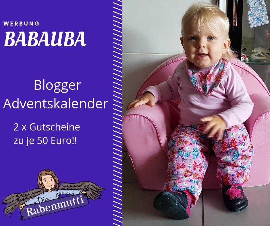 babauba Blogger Adventskalender Gewinnspiel