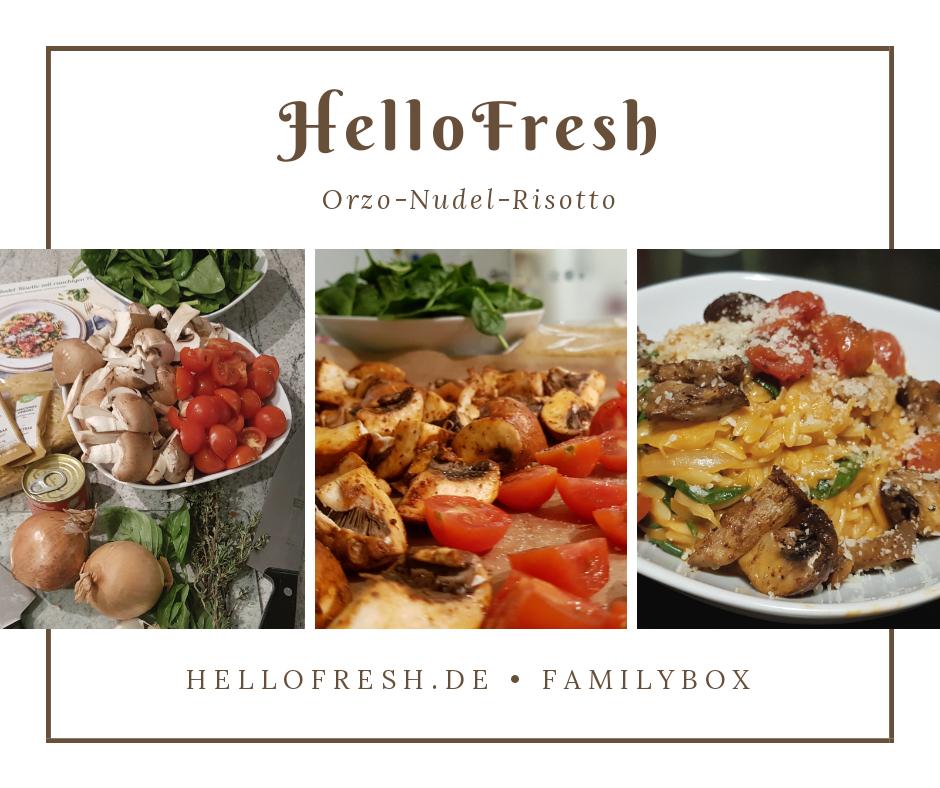 HelloFresh Risotto