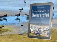 """Buchvorstellung """"Campermord in Bensersiel"""" von Rolf Uliczka"""