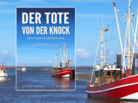 """Aktionsbeitrag """"Der Tote von der Knock"""": Reihenvorstellung """"Kommissar Steen ermittelt zwischen Dollart und Großem Meer"""""""