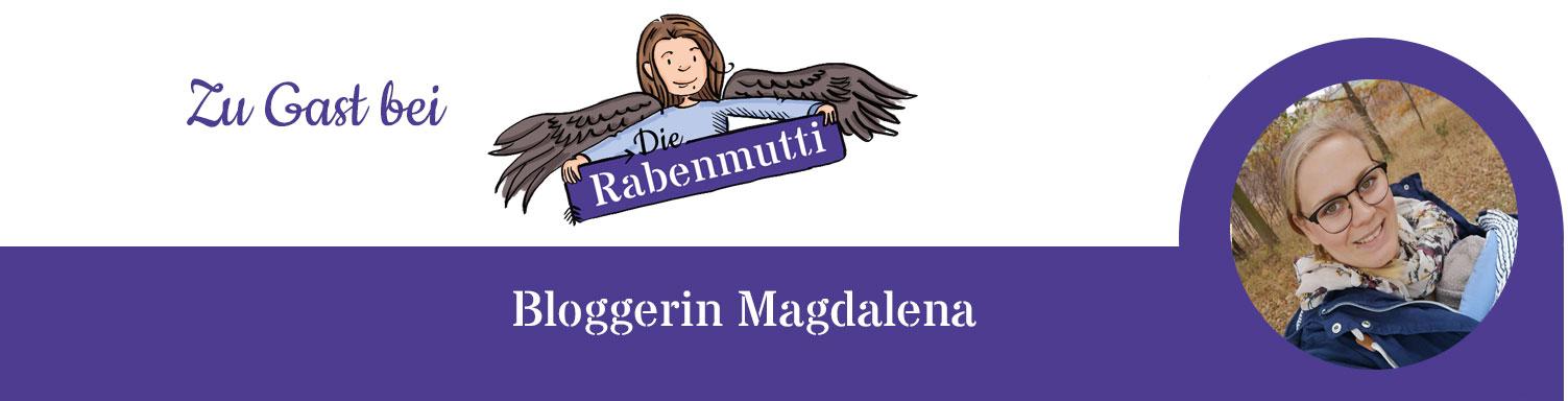 Magdalena ist Flaschenmama