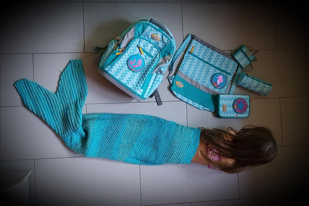 Meerjungfrau Bild mit Loop