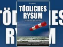 """Buchvorstellung """"Tödliches Rysum"""" von Elke Nansen"""