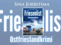 """Buchvorstellung """"Friesenlist"""" von Sina Jorritsma"""
