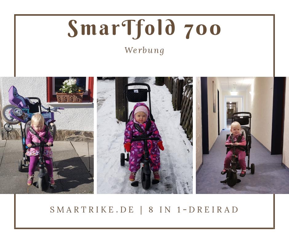Das SmarTfold 700 auf Achse