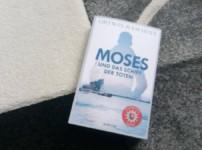 """""""Moses und das Schiff der Toten"""" hat mich wahnsinnig gut unterhalten !!"""