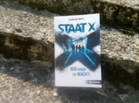 """""""Staat X: Wir haben die Macht!"""" von Carolin Wahl {Rezension}"""